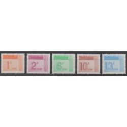 Zimbabwe - 1985 - Nb T6/T10
