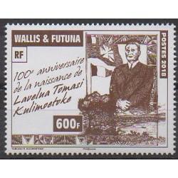 Wallis and Futuna - 2018 - Nb 890 - Royalty
