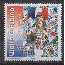 Wallis and Futuna - 2018 - Nb 889 - Folklore