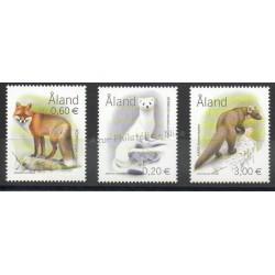 Aland - 2004- Nb 229/231 - Animals