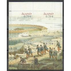 Aland - 2004- Nb 236/239 - History