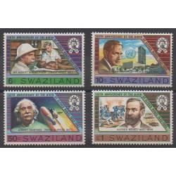Swaziland - 1983 - No 429/432 - Sciences et Techniques