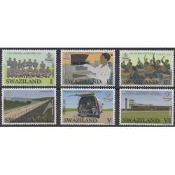 Swaziland - 2013 - Nb 799/804