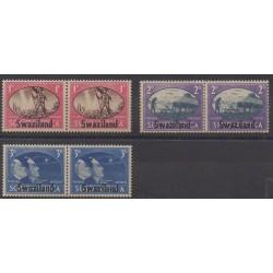 Swaziland - 1946 - No 38/43 - Neufs avec charnière