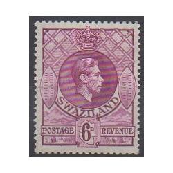Swaziland - 1938 - Nb 33