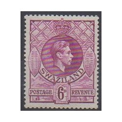 Swaziland - 1938 - No 33