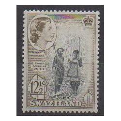 Swaziland - 1961 - Nb 86