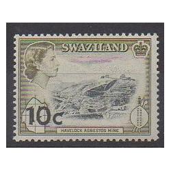 Swaziland - 1961 - Nb 74