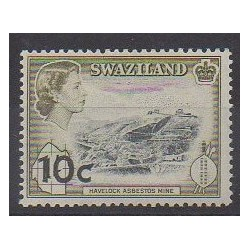 Swaziland - 1961 - No 74