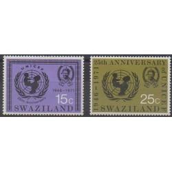 Swaziland - 1972 - No 192/193 - Enfance
