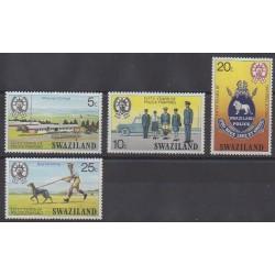 Swaziland - 1977 - Nb 270/273