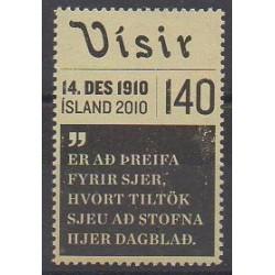 Islande - 2010 - No 1222