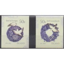 Islande - 2010 - No 1223/1224 - Noël