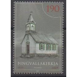 Islande - 2009 - No 1181 - Églises