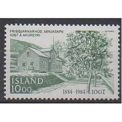 Iceland - 1984 - Nb 571