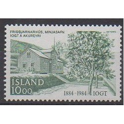 Islande - 1984 - No 571