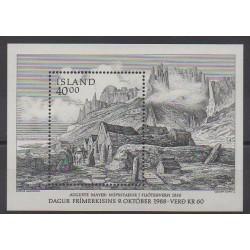Islande - 1988 - No BF9 - Peinture
