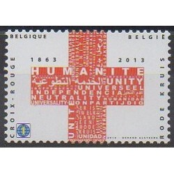 Belgium - 2013 - Nb 4359 - Health