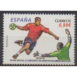 Spain - 2013 - Nb 4465 - Various sports