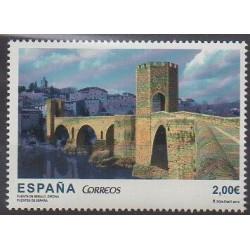 Spain - 2013 - Nb 4489 - Bridges