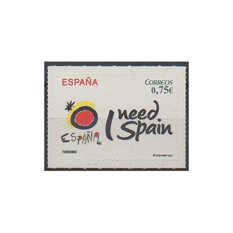 Espagne - 2013 - No 4458 - Tourisme