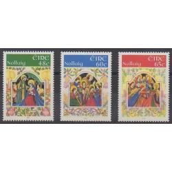 Irlande - 2005 - No 1679/1681 - Noël