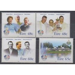 Ireland - 2005 - Nb 1669/1672 - Various sports