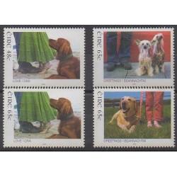 Ireland - 2006 - Nb 1684/1687 - Dogs