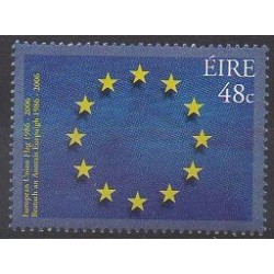 Irlande - 2006 - No 1707 - Drapeaux - Europe