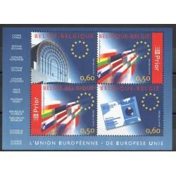 Belgium - 2004- Nb BF 100 - Flags