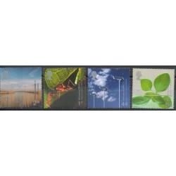Great Britain - 2000 - Nb 2162/2165 - Environment