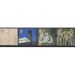 Great Britain - 2000 - Nb 2166/2169