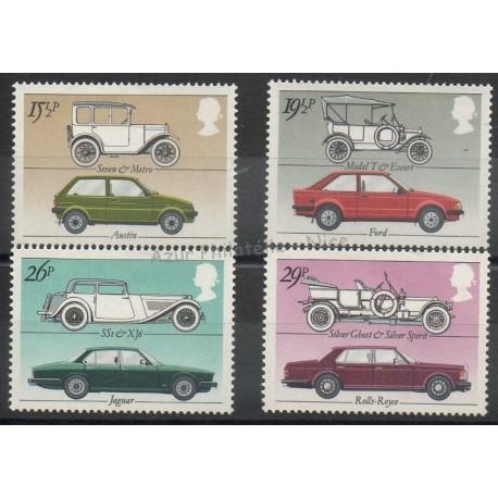 Great Britain - 1982- Nb 1058/1061