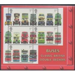 Grande-Bretagne - 2001 - No BF14 - Transports