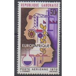 Gabon - 1970 - Nb PA93 - Science