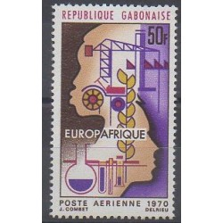 Gabon - 1970 - No PA93 - Sciences et Techniques