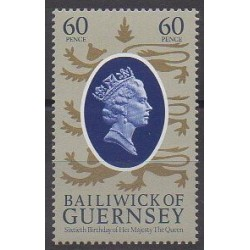 Guernsey - 1986 - Nb 362 - Royalty