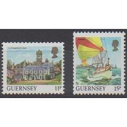 Guernsey - 1987 - Nb 395/396