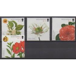 Montserrat - 2011 - No 1430/1433 - Fleurs