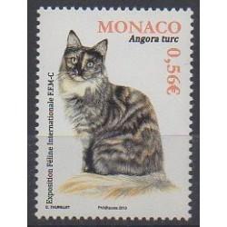Monaco - 2013 - Nb 2860 - Cats