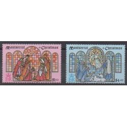 Montserrat - 1992 - Nb 804/805 - Christmas
