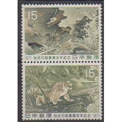 Japan - 1971 - Nb 1029/1030
