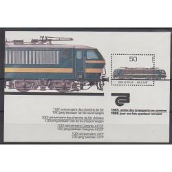 Belgium - 1985 - Nb BF61 - Trains