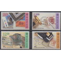 Hong Kong - 1992 - Nb 699/702 - Philately