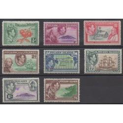 Pitcairn - 1940 - Nb 1/8