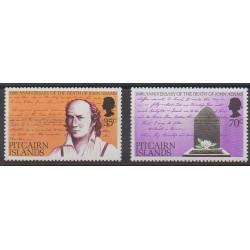 Pitcairn - 1979 - No 179/180 - Célébrités