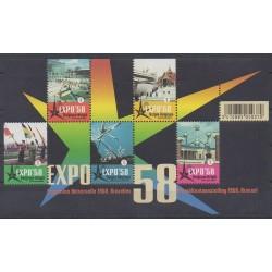 Belgique - 2008 - No 3786/3790 - Exposition