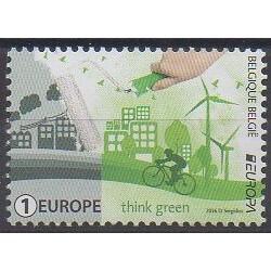 Belgique - 2016 - No 4558 - Environnement - Europa