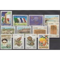 Algérie - 2003 - No 1335/1346
