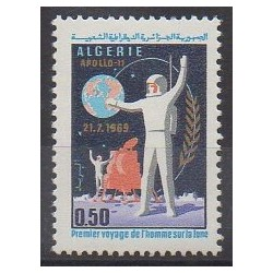 Algeria - 1969 - Nb 500 - Space